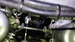 Jaguar Mk2 - Hs8 Su Carburettors With Manual Choke