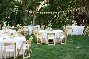 backyard wedding reception decoration ideas wedding With small outdoor wedding ideas