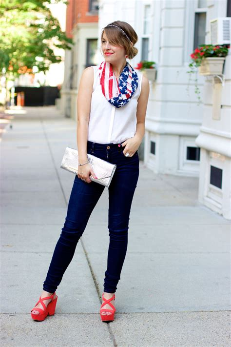 ways  wear   july outfit style tab