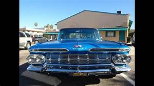 1959 Chevorlet Bel Air Impala Mint Restored Chevy Video Review