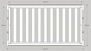 Lit Simple Dimension : un lit pour b b simple et moderne bois le bouvet ~ Teatrodelosmanantiales.com Idées de Décoration