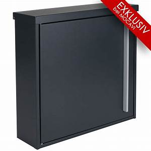 Ral Anthrazitgrau 7016 : briefkasten mocavi box 101 anthrazitgrau ral 7016 grau 12 liter wandbriefkasten eingang ~ Sanjose-hotels-ca.com Haus und Dekorationen