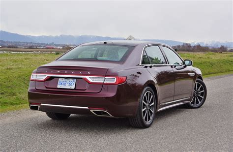 2017 Lincoln Continental Reserve | The Car Magazine