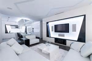 black kitchen appliances ideas futuristic axioma apartment in black and white by