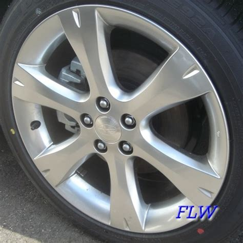 subaru legacy rims 2008 subaru legacy oem factory wheels and rims