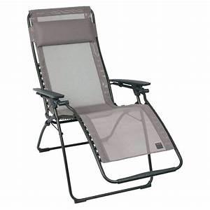 Fauteuil Relax Jardin : fauteuil relax jardin gifi ~ Nature-et-papiers.com Idées de Décoration