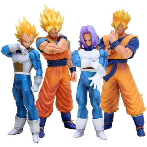In 1996, dragon ball z grossed $2.95 billion in merchandise sales worldwide. Dragon Ball Z Action Figures Resolution of Soldiers Son ...