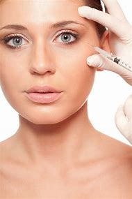 Beautiful Woman Botox