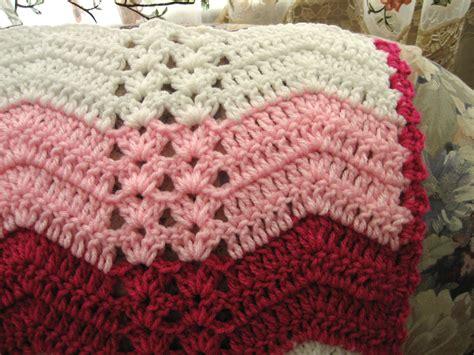 afghan stitch crochet ripple stitch creatys for