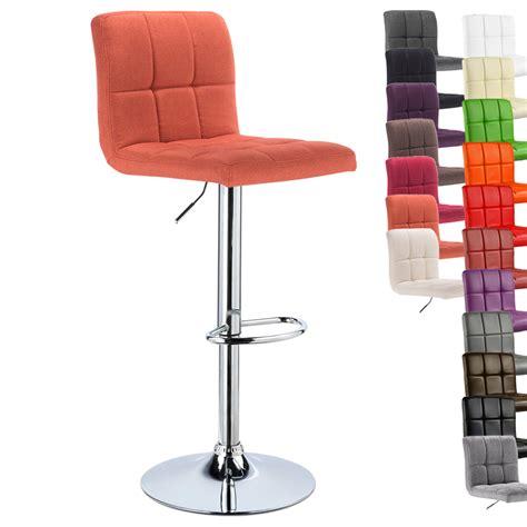 chaise de bar reglable 1 tabouret de bar réglable 360 rotation cuisine chaise en