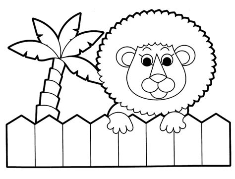 pictures  animal coloring pages hd background  hd
