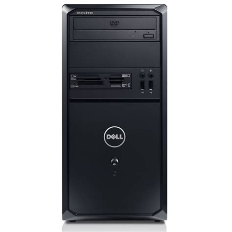 pc dell bureau dell vostro 260 mt i3 4g 500g pc de bureau dell sur
