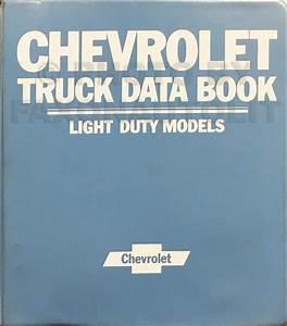 1980 Chevrolet Pickup Blazer Van And Suburban Repair Shop