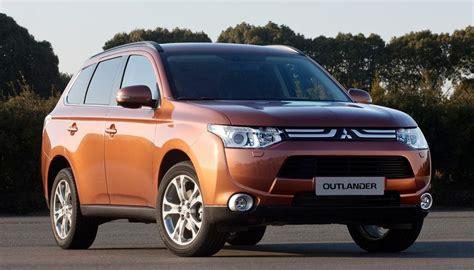 Imagem Do Novo Mitsubishi Outlander