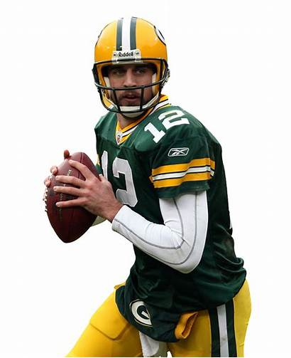 Aaron Rodgers Packers Bay Transparent Clipart Football