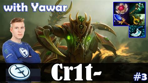 crit sand king offlane with yawar morphling 7 20 update patch dota 2 pro mmr gameplay 3
