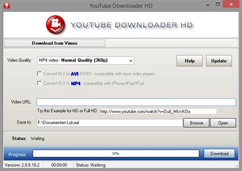 Download Youtube Downloader Hd V2.9.9.41 (freeware