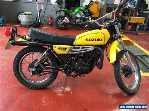 Suzuki Ts250 For Sale by 1977 Suzuki Ts250 For Sale In The United Kingdom