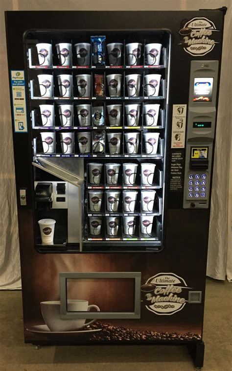 pin  bill perrotto  vending machine concepts