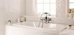 Carrelage Blanc Brillant Salle De Bain. faience salle de bain point ...