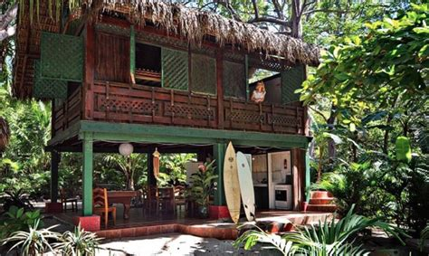 Costa Rica Surf Bungalows  Escape To Hidden Chic