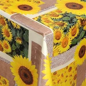 Tischdecke Durchsichtig Abwaschbar : wachstuch tischdecke meterware sonnenblumen 01045 00 eckig rund oval ~ Yasmunasinghe.com Haus und Dekorationen