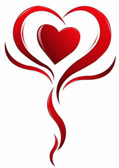 Transparent Heart Clipart Valentine Decoration Coeurs Tubes