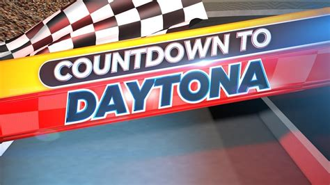 'Countdown to Daytona' to get you ready for racing season ...
