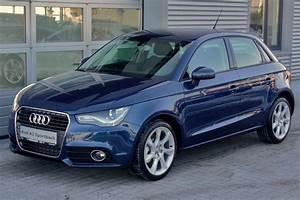 Audi A1 Ambition : datei audi a1 sportback ambition 1 6 tdi scubablau jpg ~ Medecine-chirurgie-esthetiques.com Avis de Voitures