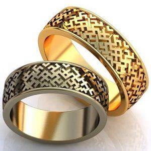Laulību gredzeni - Basha