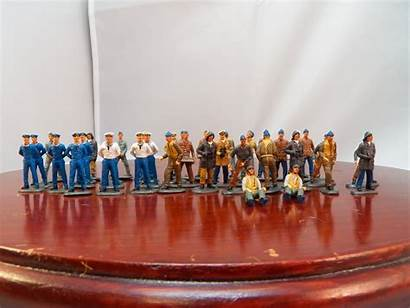 Revell Navy German Wwii 72 Figures Paint