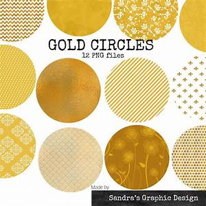 Gold color clipart - Clipground