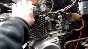 1973 Sl Or Xl 125 Electrical Problem