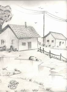 Pencil Drawings: Nature Pencil Drawings