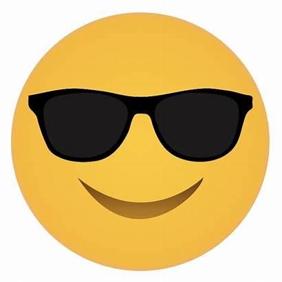 Emoji Faces Clipart Printable Emojis Face Sunglasses
