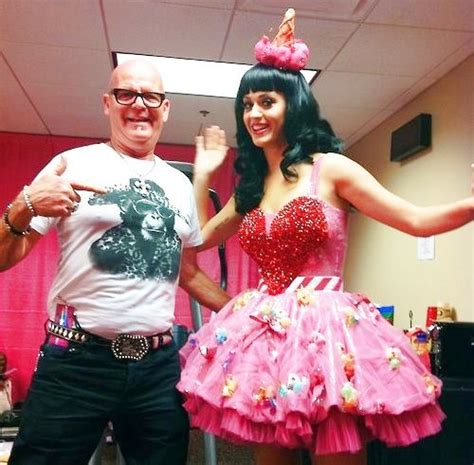 Katy And Her Dad, Keith Hudson.