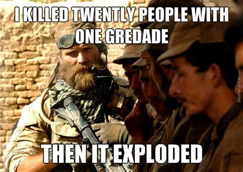 Badass Guy Meme - badass soldier new meme by metallion by yeahhboyee meme center