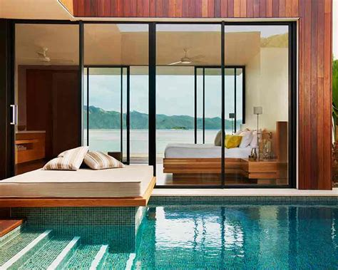 Luxury Accommodation Barrier Reef Oneandonly Hayman Island