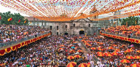 The Colorful & Grand Sinulog Festival of Cebu, Philippines