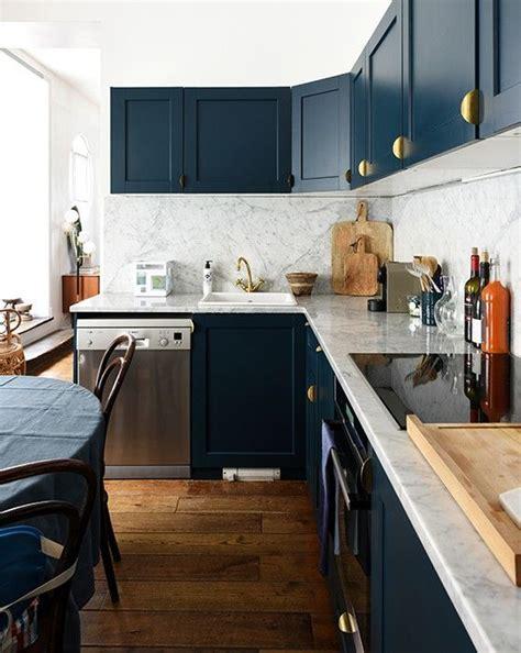 les cuisines de marine les 25 meilleures idées concernant cuisines bleu marin sur