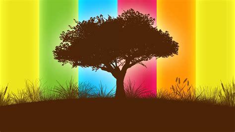 Tree Wallpaper Art (30+ Images) On Genchi.info