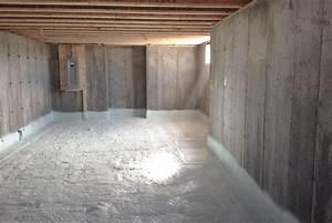 Isoler Sous Sol : plancher de sous sol un plancher de sous sol bien sec r novation bricolage plancher de sous ~ Melissatoandfro.com Idées de Décoration