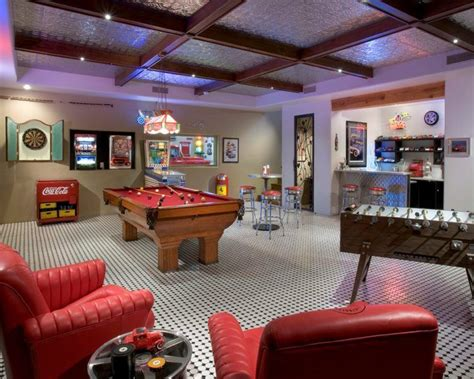 Of The Coolest Home Game Room Ideas