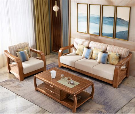 china latest fabric sofa set living room furniture