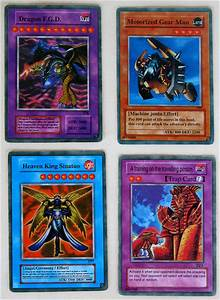 Fake Yu Gi Oh Cards From My Sonu002639s Card Collection Flickr