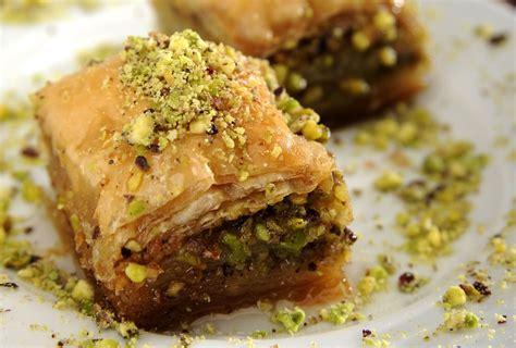 walnut or pistachio baklava recipe pocono cheesecake