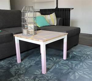 Ikea Table Appoint : peinture 1825 blog mode bon plans et diy ~ Teatrodelosmanantiales.com Idées de Décoration