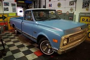 1969 C10  C20 Pick Up Truck  5 3l Ls Swap  Manual 1968 1967