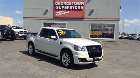 Ford Sport Trac Adrenalin by 2009 Ford Explorer Sport Trac Adrenalin For Todd