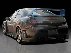 K1 Series Wide Body Kits For Dodge Neon 2003